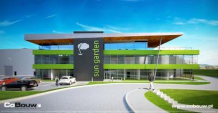 Ontwerpen van industriële gebouwen in Polen