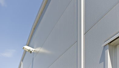 profiled metal sheet -roof and wall cladding